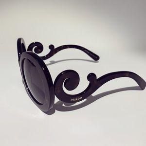 PRADA Authentic Baroque PR27NS Sunglasses